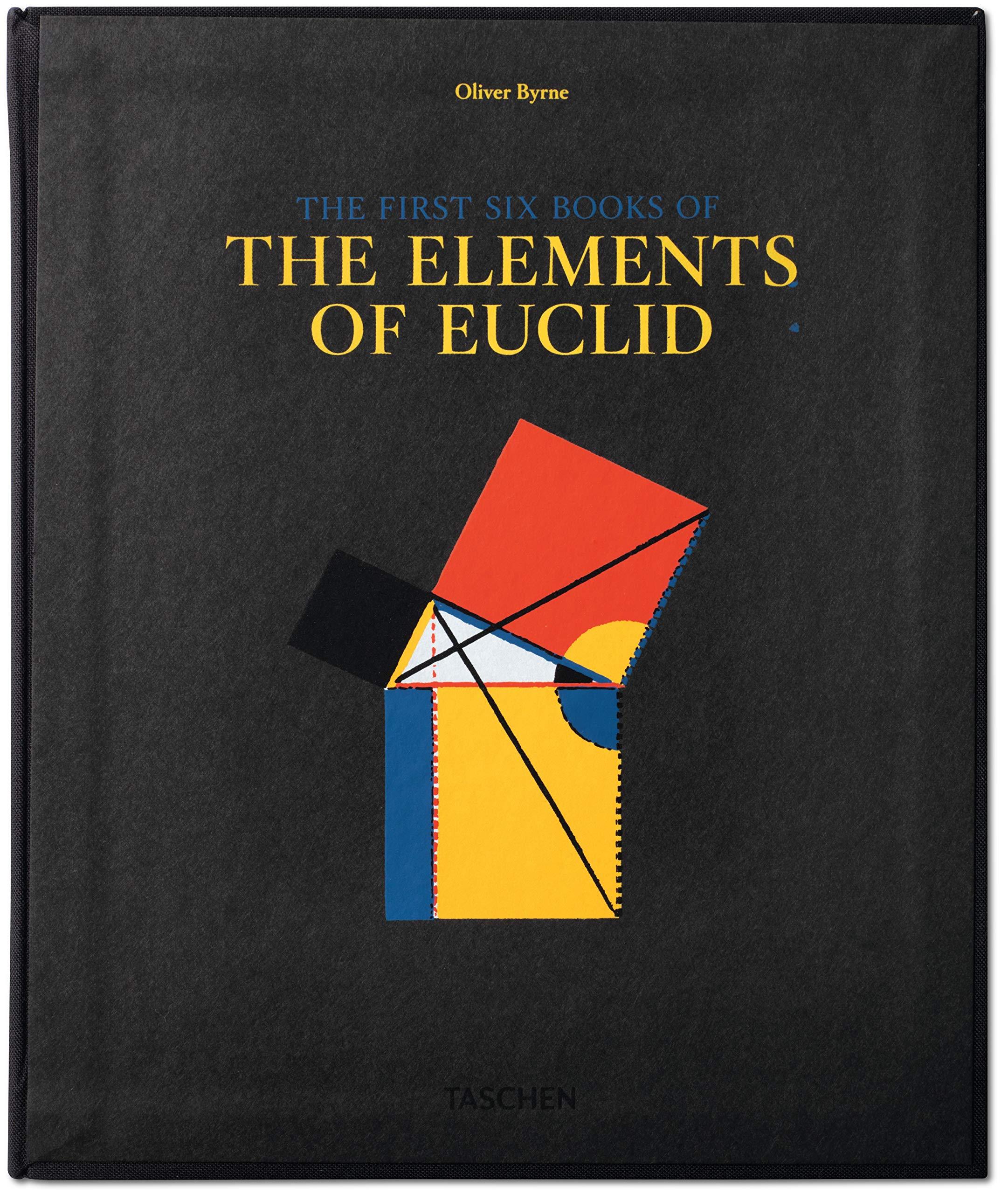 byrne six books of euclid multilingual edition