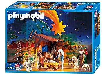 Playmobil Weihnachtskrippe.Playmobil 3996 Krippe