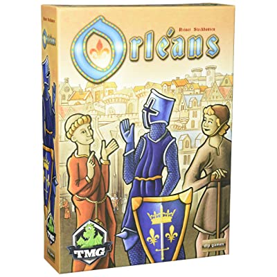Orléans Board Game: Toys & Games