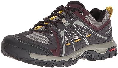 d9c2f8aebf79 Salomon Men s Evasion AERO-M Hiking Shoe