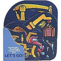 Goodnight, Goodnight, Construction Site: Let's Go!: (Construction Vehicle Board Books, Construction Site Books, Children…