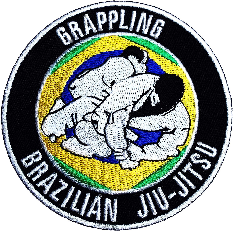 BJJ Jiu-Jitsu Patch Series