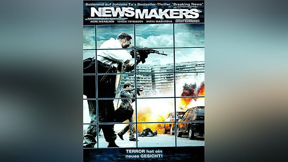 Newsmakers - Terror hat ein neues Gesicht [dt./OV]