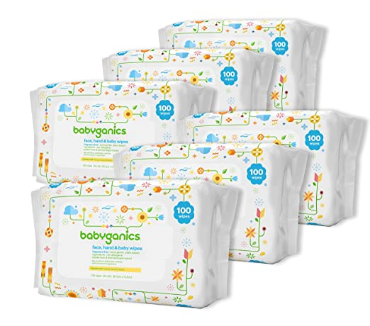Babyganics 600ct Wipes on Sale...