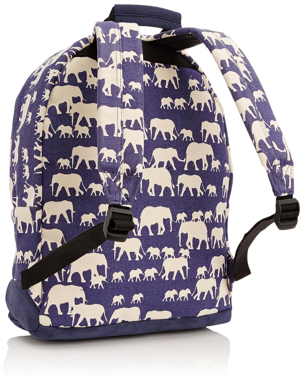 Mi-Pac Premium Elephants Sac /à Dos en Toile