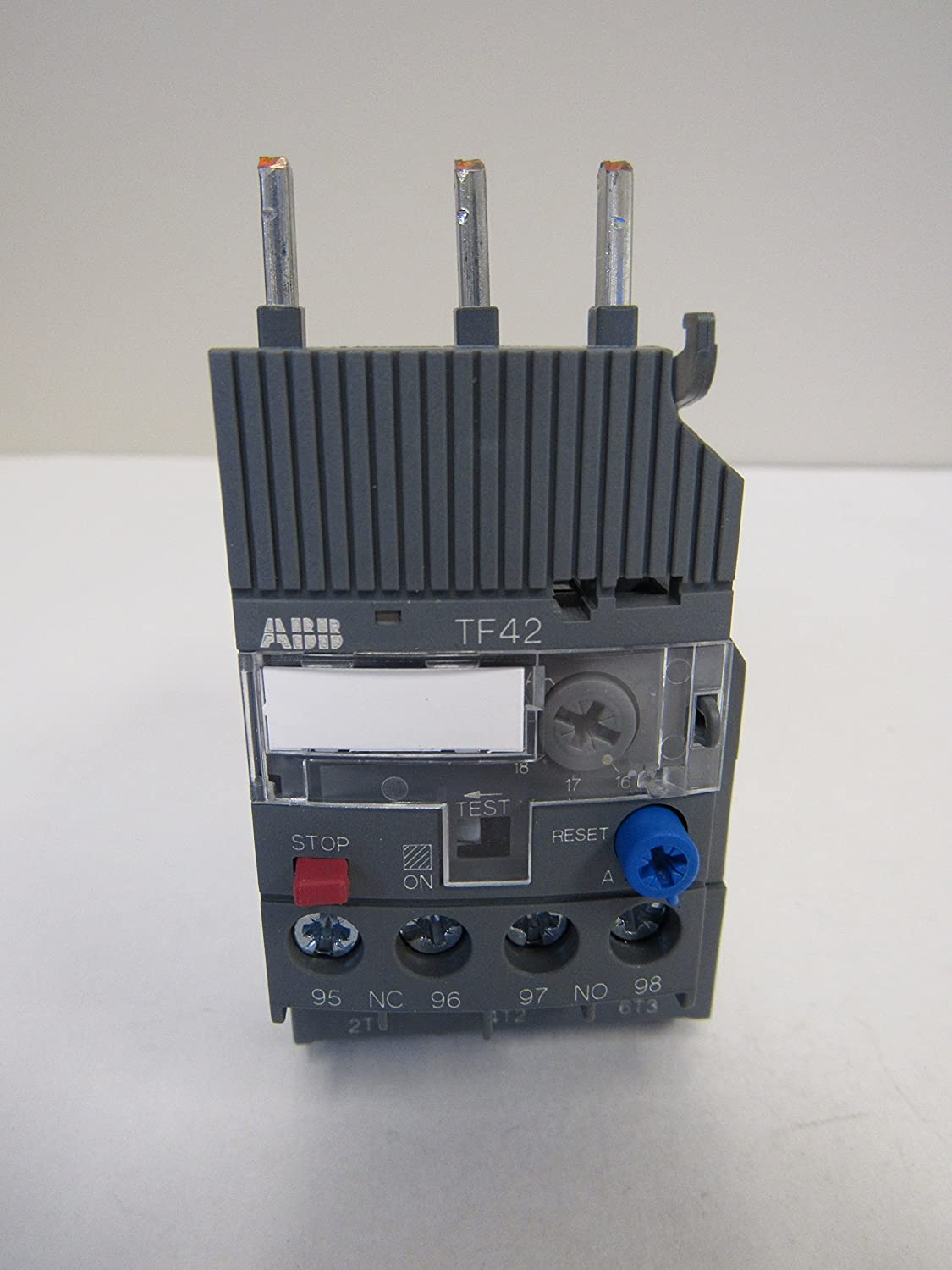 Abb Tf42 20 160 200 Amp Iec Overload Relay Solid State Industrial Scientific