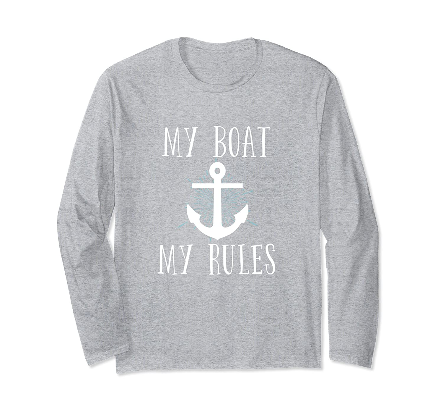 17370499b8 Funny Sailing T-Shirt My Boat My Rules-alottee gift - Alottee
