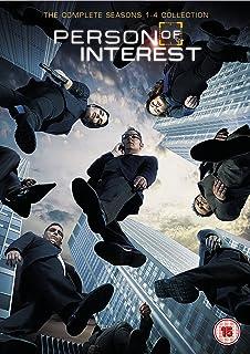Person of Interest S5 [DVD]: Amazon co uk: Jim Caviezel