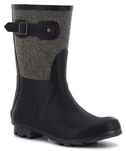 Women's Waterproof Mid Rain Boot