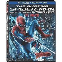 The Amazing Spider-Man [Blu-ray 3D + Blu-ray + DVD] (Bilingual)