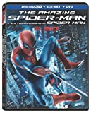 The Amazing Spider-Man [Blu-ray 3D + Blu-ray + DVD] (Bilingual)