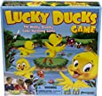 Pressman Lucky Ducks -- The Memory and Matching Game that Moves