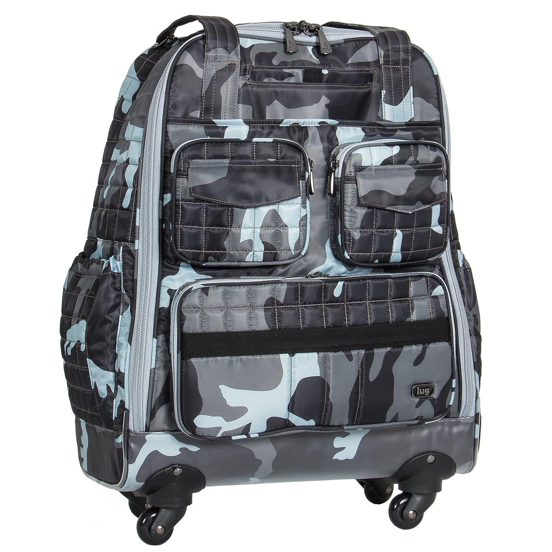 Lug Puddle Jumper Wheelie Carry-On, Camo Ice, One Size (Model: PJ Wheelie-CAMO ICE) LUGCA