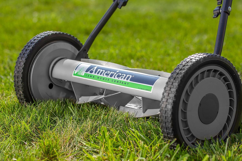 American Lawn Mower - Cortacésped 1204-14 de rodillo de 35, 5 cm ...