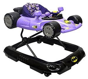 KidsEmbrace Baby Walker, DC Comics Batgirl Batmobile