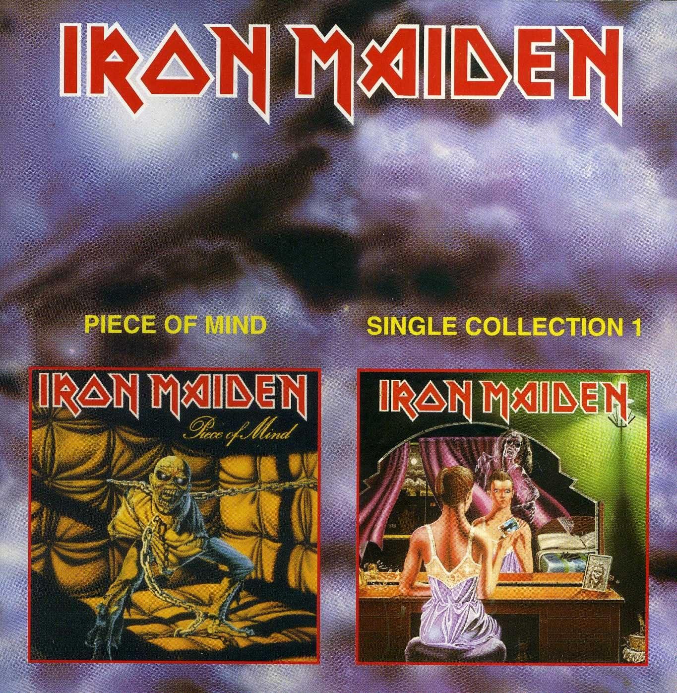 Singles iron maiden The 25