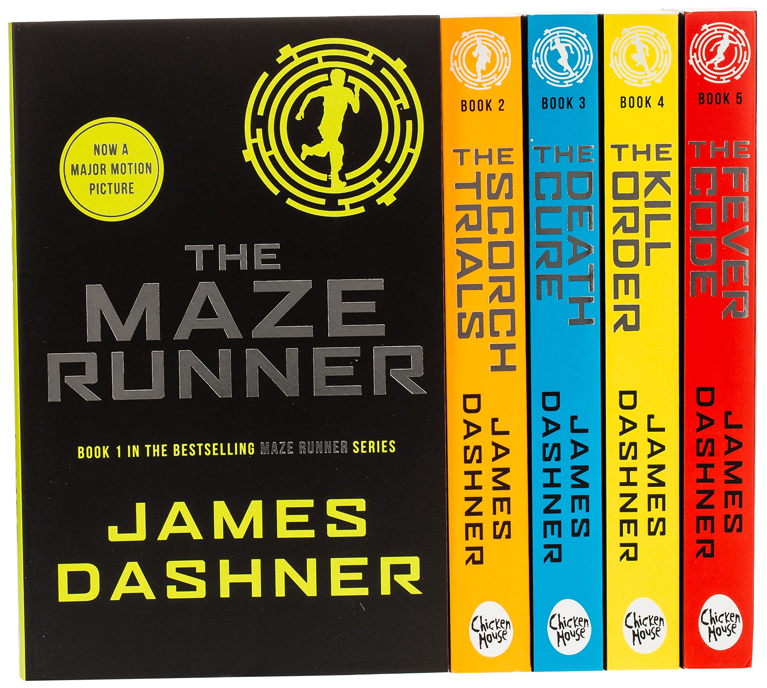 Maze Runner Classic X 20 Se  Dashner James Amazon.de Bücher