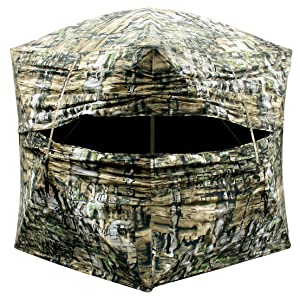 Ground blind