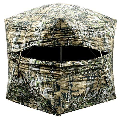 Primos Double Bull Deluxe Ground Blind review