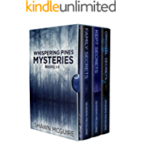 Whispering Pines Mysteries Box Set: Books 1-3