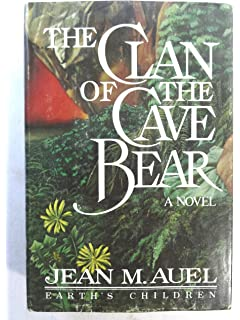 Clan Of The Cave Bear A Novel Signed Copy Jean M Auel Amazon