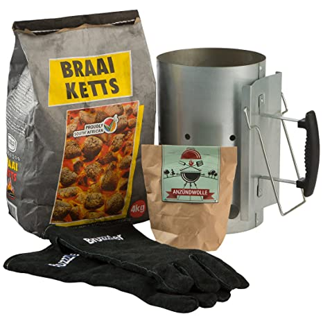 Ultranatura Braai Ketts Carbón Vegetal para restaurantes ...