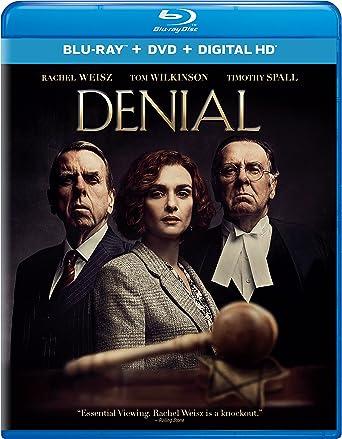 Amazon Denial Blu Ray Rachel Weisz Tom Wilkinson Timothy