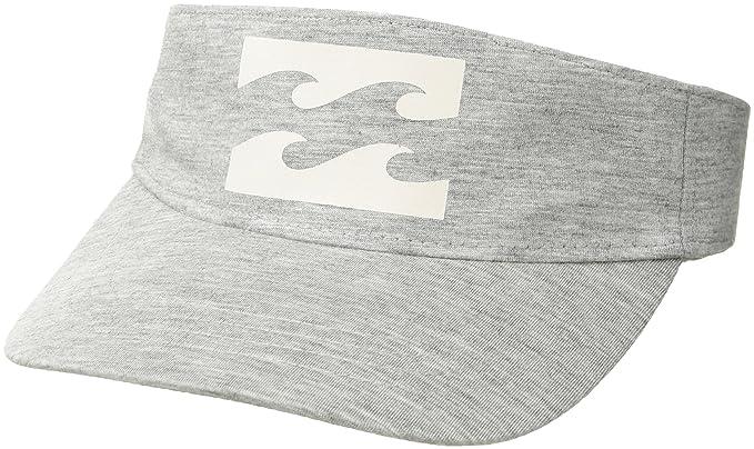 6b7388b9 Billabong Women's Billabong Beach Visor Athletic Grey One Size at Amazon  Women's Clothing store: