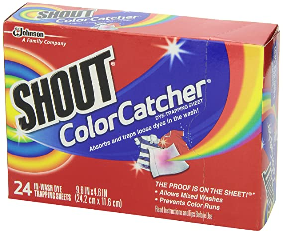 Shout Color Catcher, 24 Count (Pack of 12): Amazon.ca: Health ...