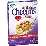 Multi Grain Cheerios Gluten Free Breakfast Cereal, 9 oz
