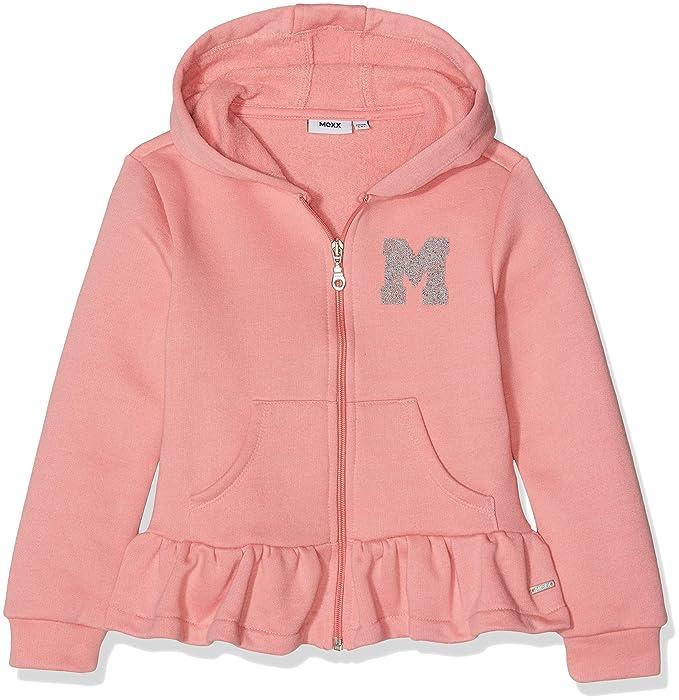 Mexx Sudadera para Niñas, Pink (Strawberry Ice 161720) 6 años