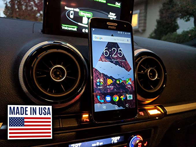 Amazoncom 2014 2018 Audi A3s3 Magnetic Cell Phone Mount V2