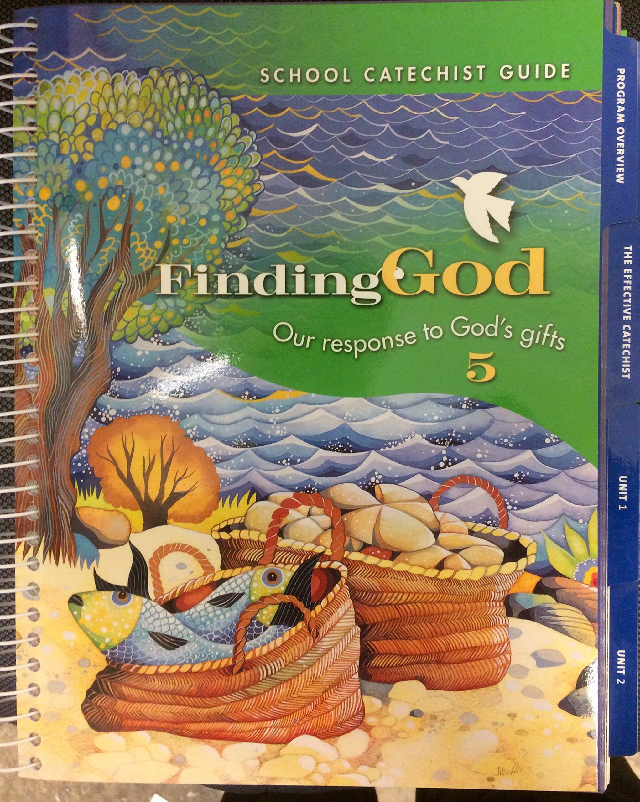 Grade 5: School Catechist Guide: Our Response to God's Gifts (Finding God 2005, 2007) ebook