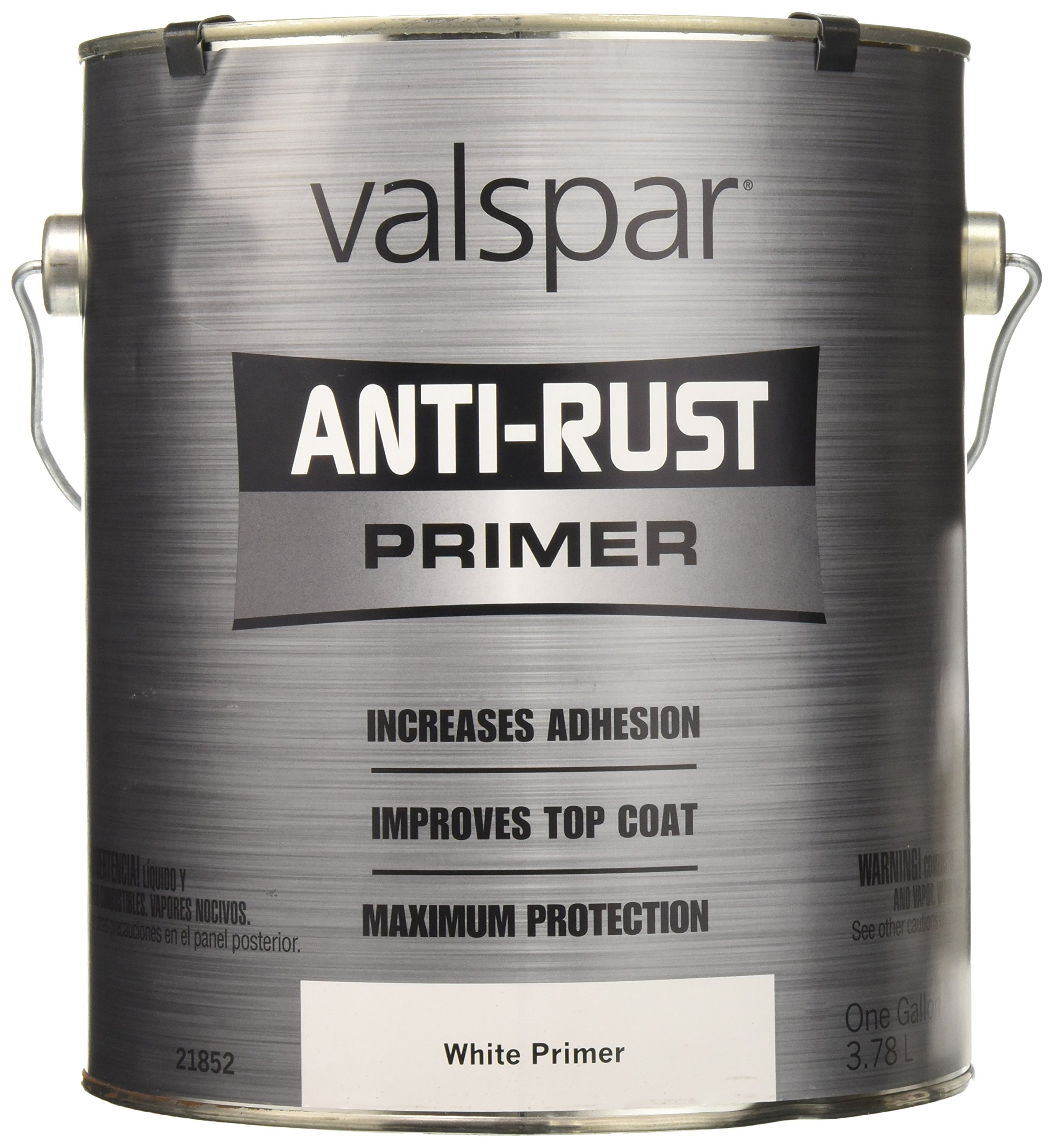 Valspar 21852G White Metal Primer Enamel - 1 Gallon by Valspar