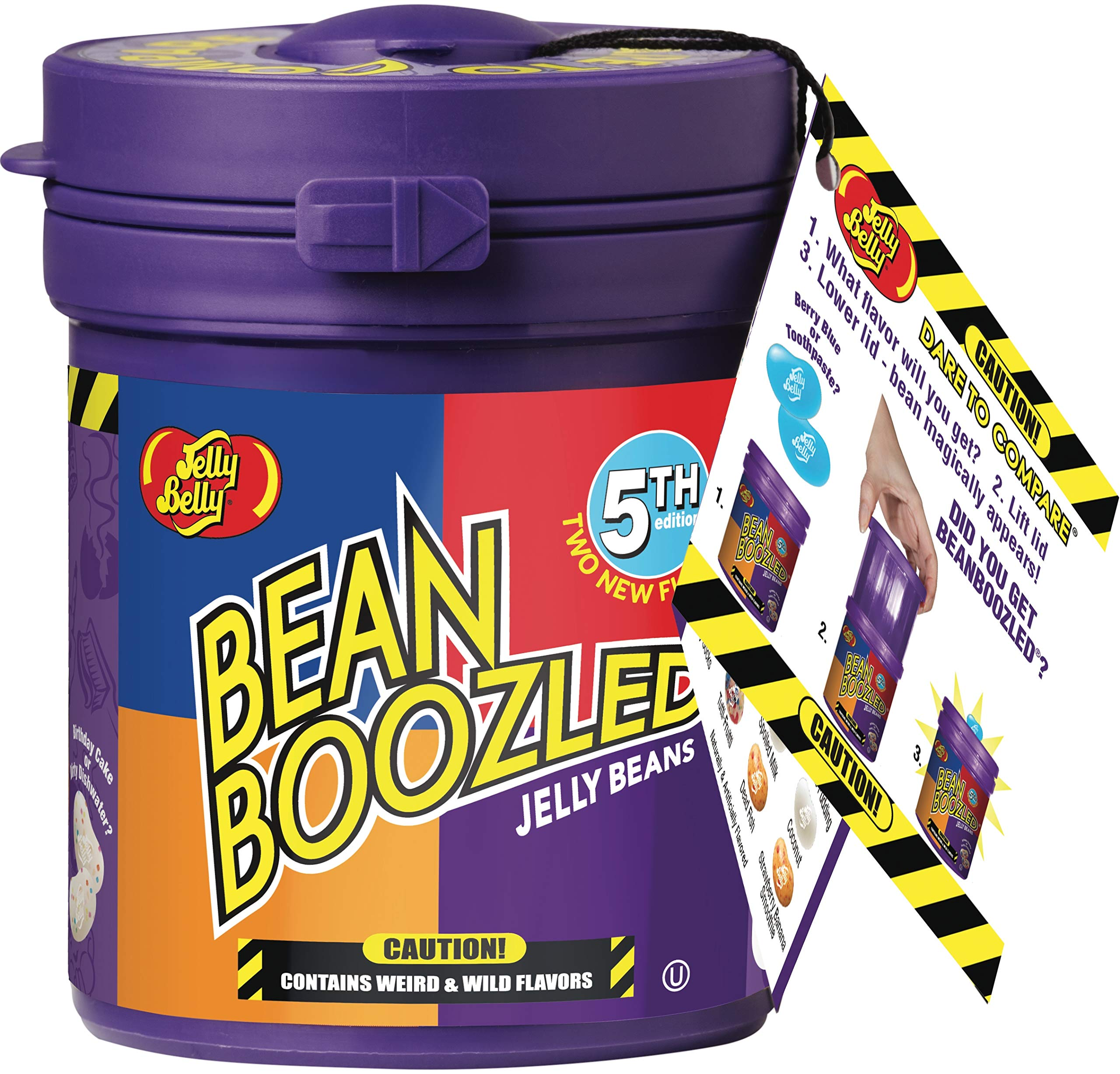 Jelly Belly Beanboozled Mystery Bean Jelly Belly Set With Refill Box by Jelly Belly (Image #3)