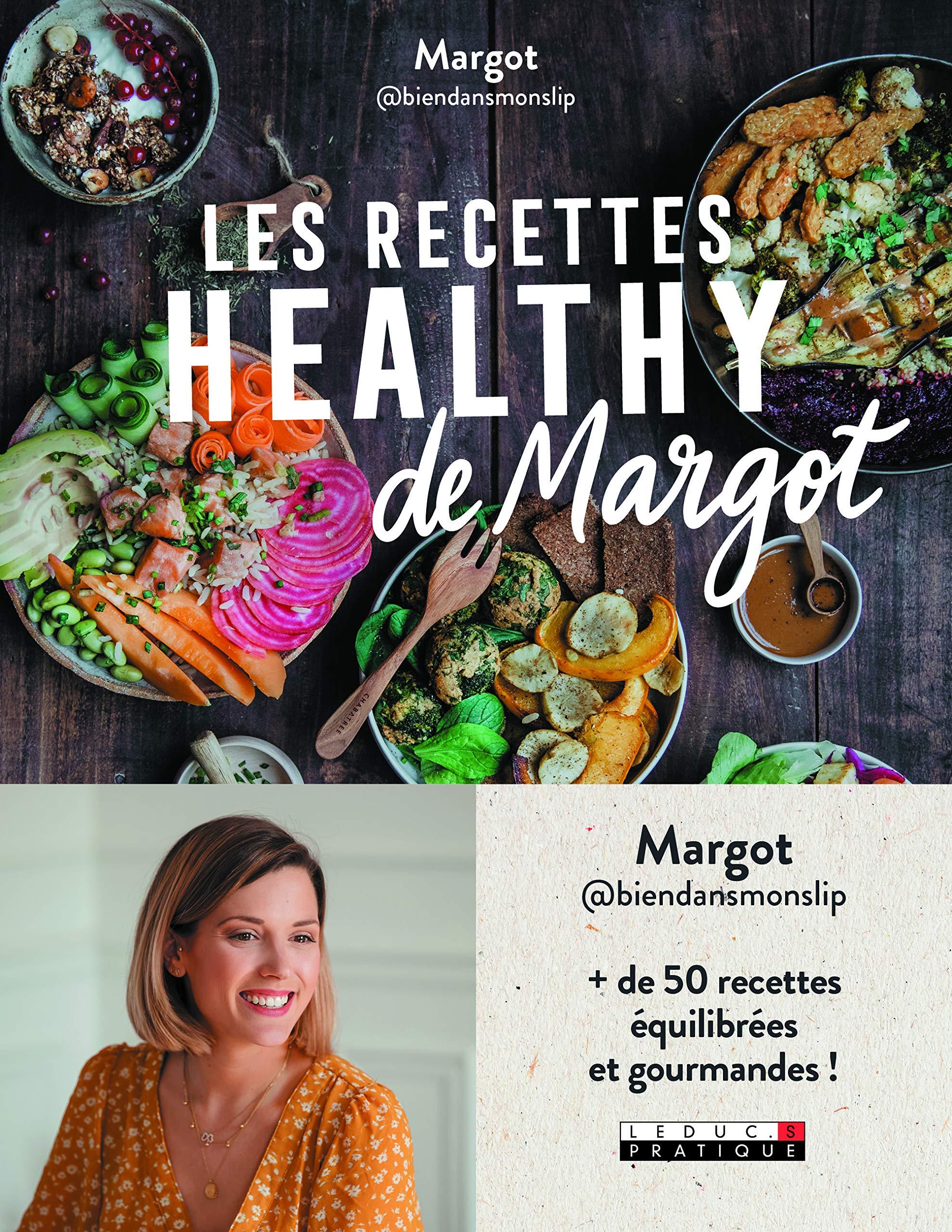 Amazon.fr , Les recettes healthy de Margot , MARGOT