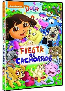 Dora La Exploradora: Fiesta De Cachorros