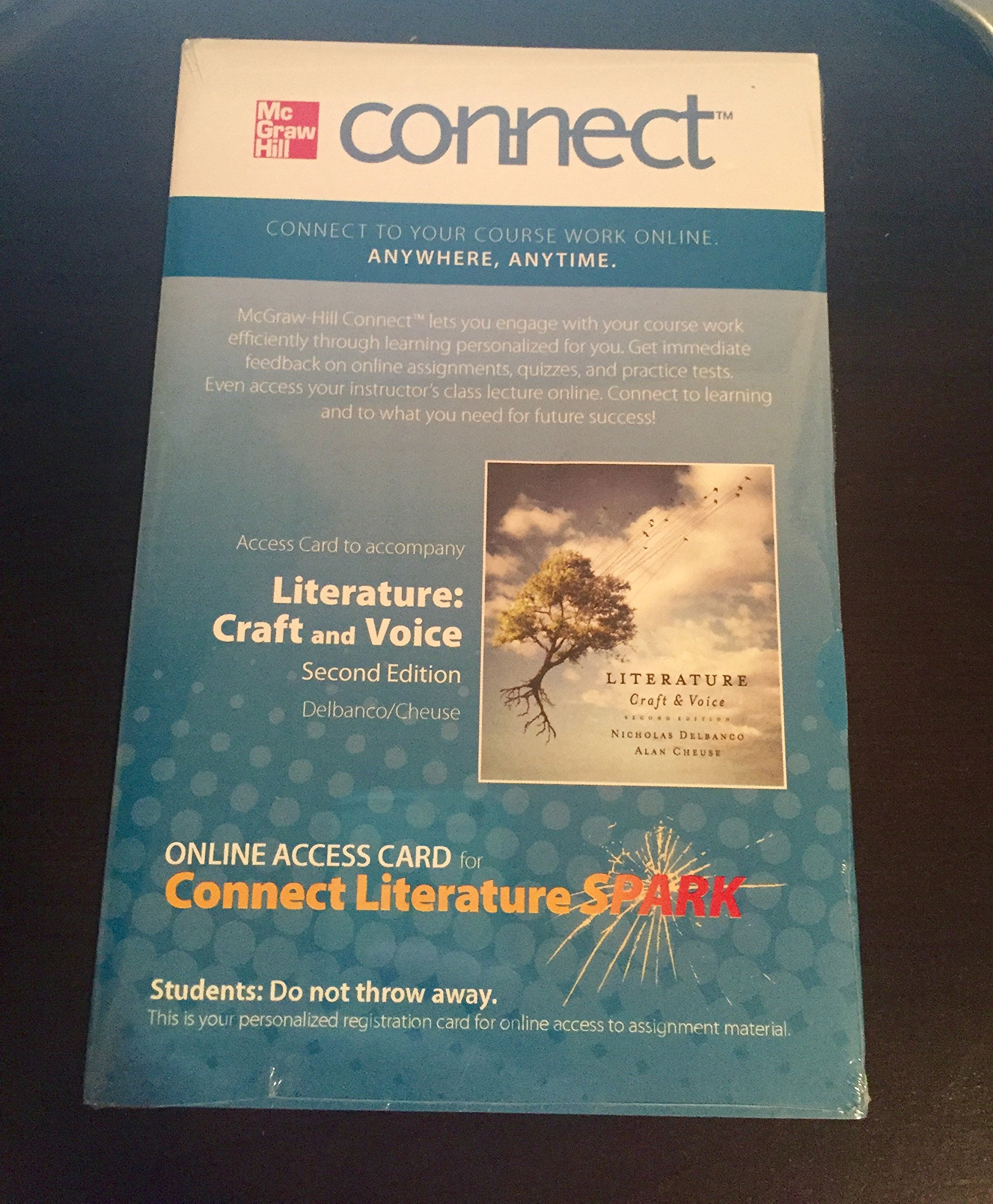 Read Online Literature Craft and Voice 2nd Edition Online Access Card PDF