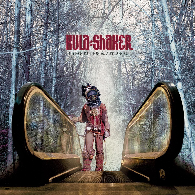CD : Kula Shaker - Peasants Pigs & Astronauts (CD)