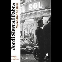 Nueve días de abril (Inspector Mascarell 6) (Spanish Edition)
