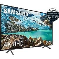 """Samsung 4K UHD 2019 43RU7105 - Smart TV de 43"""" con Resolución 4K UHD, Ultra Dimming, HDR (HDR10+), Procesador 4K, One Remote Experience, Apple TV y Compatible con Alexa"""