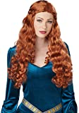 California Costumes Women's Auburn Lady Guinevere Wig