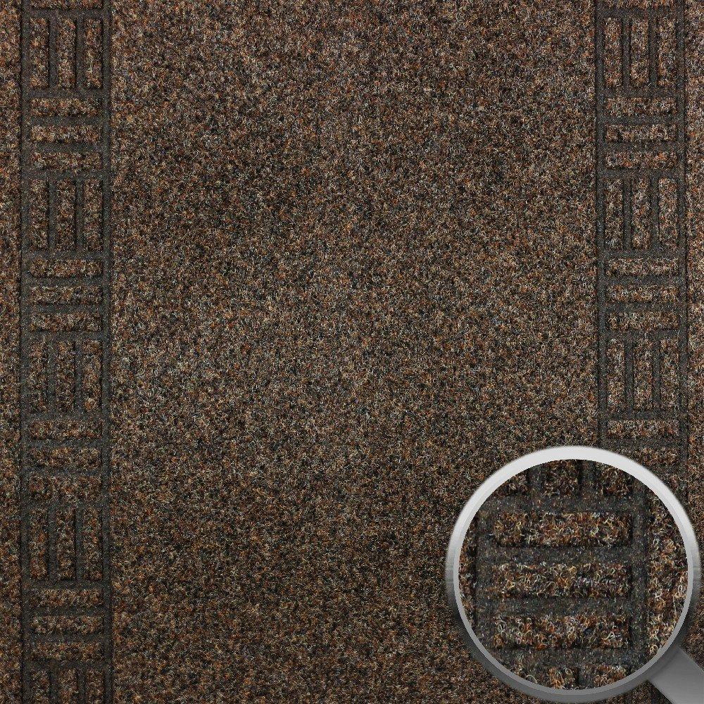Beaulieu Primavera Premium Carpet Runners Non-Slip Rug Door Mat Hallway Kitchen (Beige, 4 Foot)