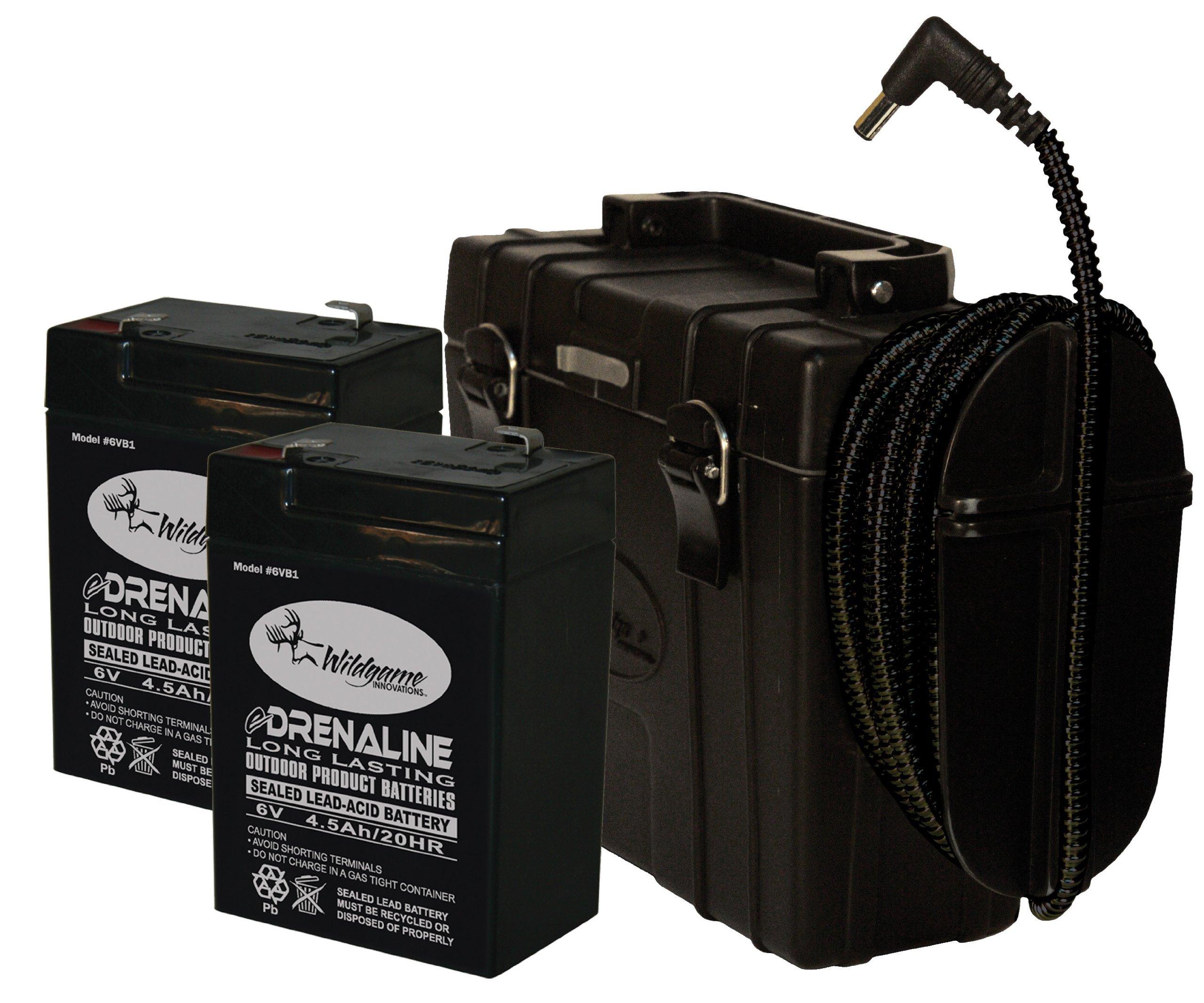 Wildgame Innovations External 6V Battery Pack
