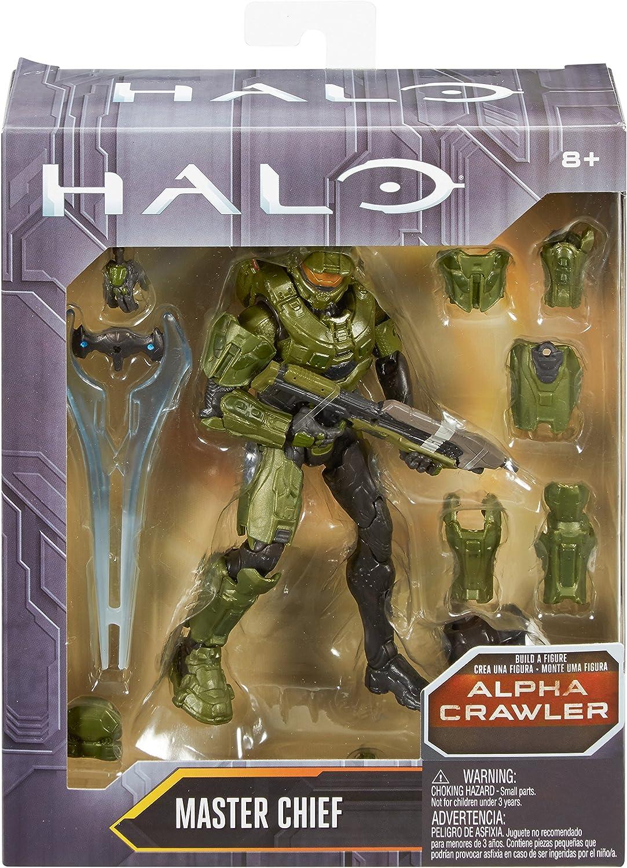 Halo Figura Master Chief (Mattel DNT99): Amazon.es: Juguetes y juegos