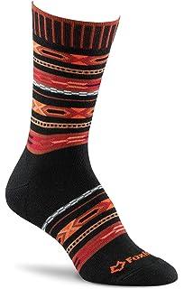 a85e306486693 Amazon.com : FoxRiver Fox River Men's Prim Hike Crew Hiking Socks ...