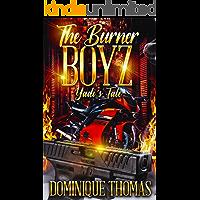 Yadi's Tale (The Burner Boyz MC Book 1)