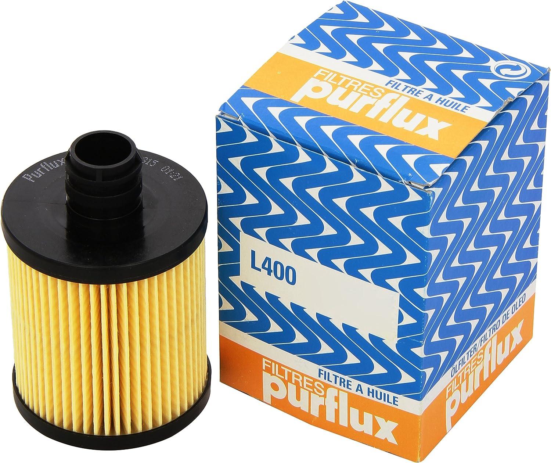 Purflux L400a Ölfilter Anzahl 1 Auto