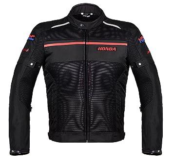 Honda Racing Chaqueta de la Motocicleta (XL(EU56)): Amazon.es: Coche y moto