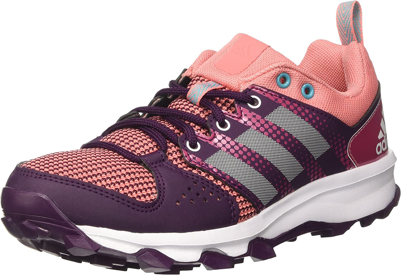 teoría Sala Comprimido  Amazon.com | adidas Women's Galaxy Trail Running Shoes - AW17-8.5 - Pink |  Trail Running